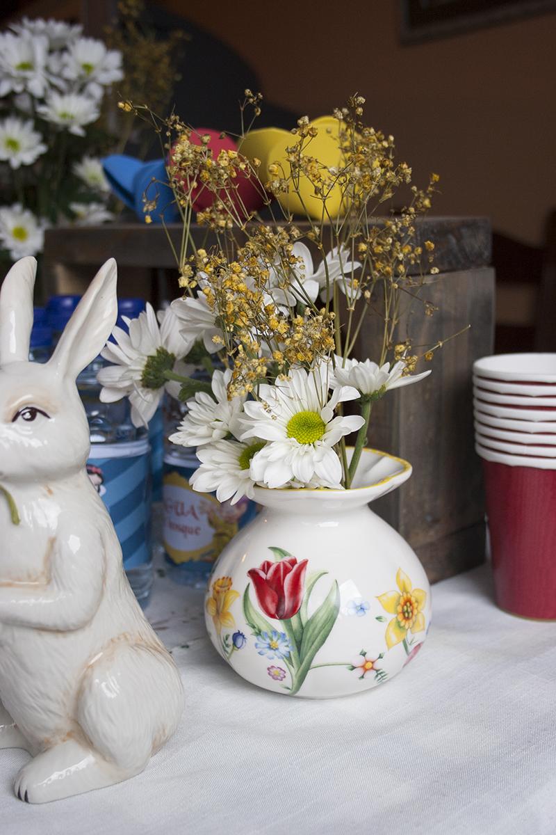 Decorar en familia: Merienda de cumpleaños temática Blancanieves8