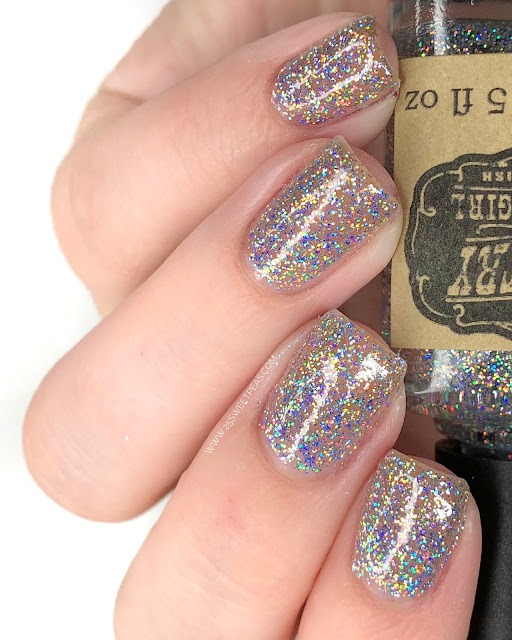 Poetry Cowgirl Nail Polish Diamond Queen