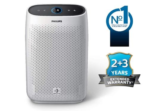 Philips Air Purifier 4-Stage Filtration (AC1215/20)