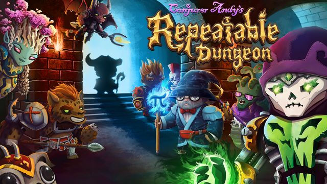 Conjurer Andy's Repeatable Dungeon v2 NSP XCI For Nintendo Switch