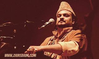 Download Qawalies of Amjad Sabri MP3 & Listen Online at www.zainsbaba.com