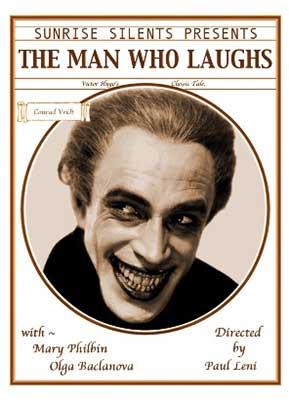 El hombre que ríe, una gran película del cine mudo dirigida por Paul Leni