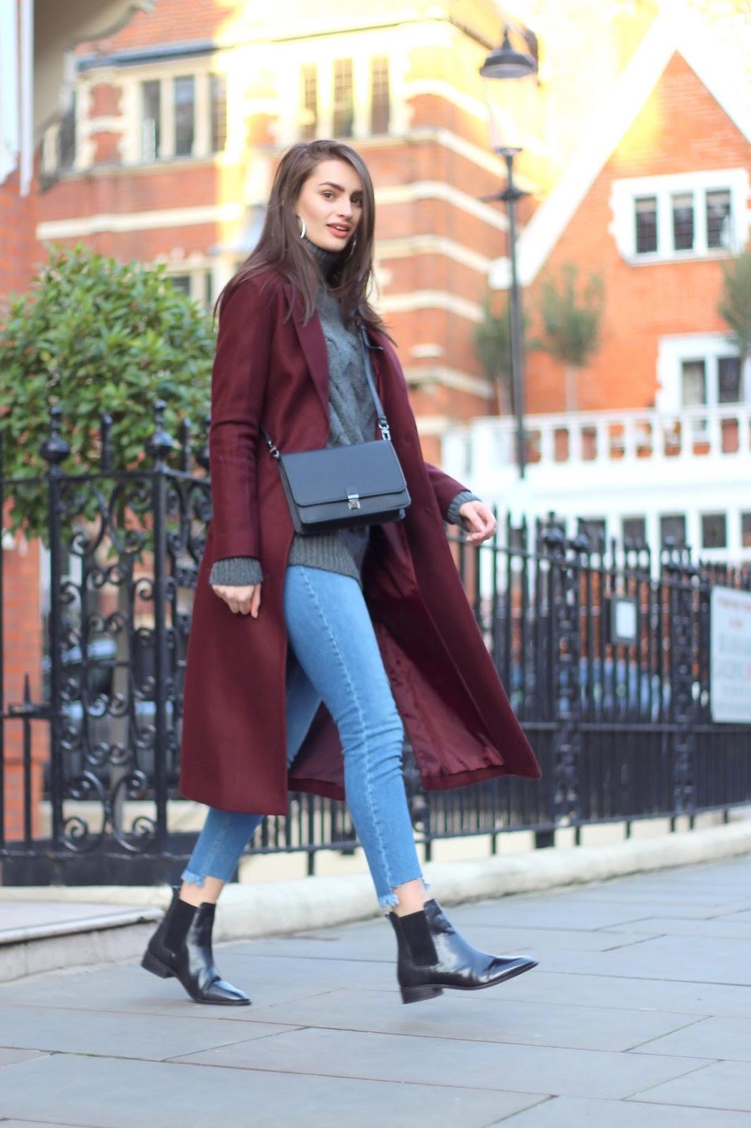 blogger winter style peexo