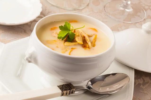Chicken Soup Recipe in Hindi