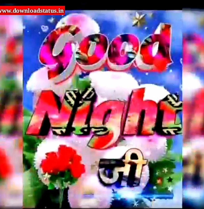 Good Night Whatsapp Status Video Download