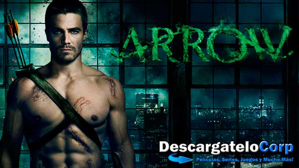 Arrow Temporada 1 HD Latino