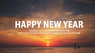 Happy New Year Wishes Wallpaper For Whatsapp