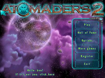 核戰小蜜蜂2(Atomaders2),經典再現3D射擊遊戲!