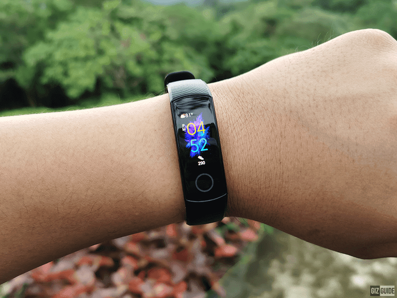 HONOR Band 5 released in the Philippines, the latest bang-for-the-buck fitness band!