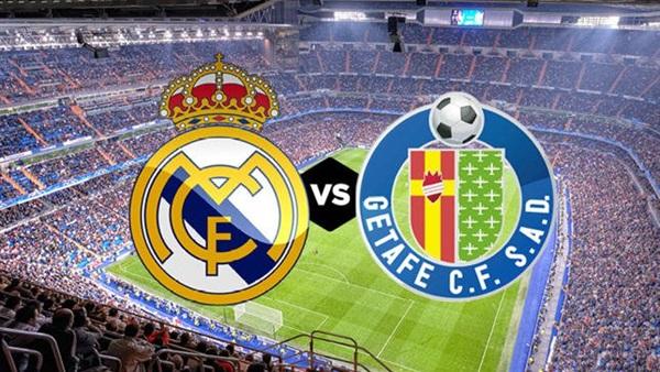 مباراة ريال مدريد وخيتافي بث مباشر