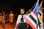 Escola estadual Gracilde Lima realiza desfile cívico em comemoração à Semana da Pátria