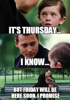 Thursday meme cute