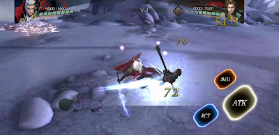 SoulBlade Apk + Data Thirteen Souls for Android