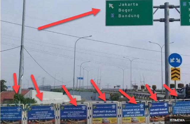 Benarkah Jalan Tol  Lock Down Didearah Bandung Dan Jakarta ?