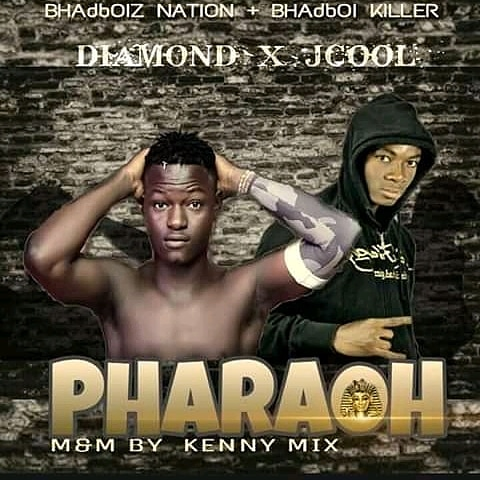 Music:Dami Diamond ft JCool - Pharaoh