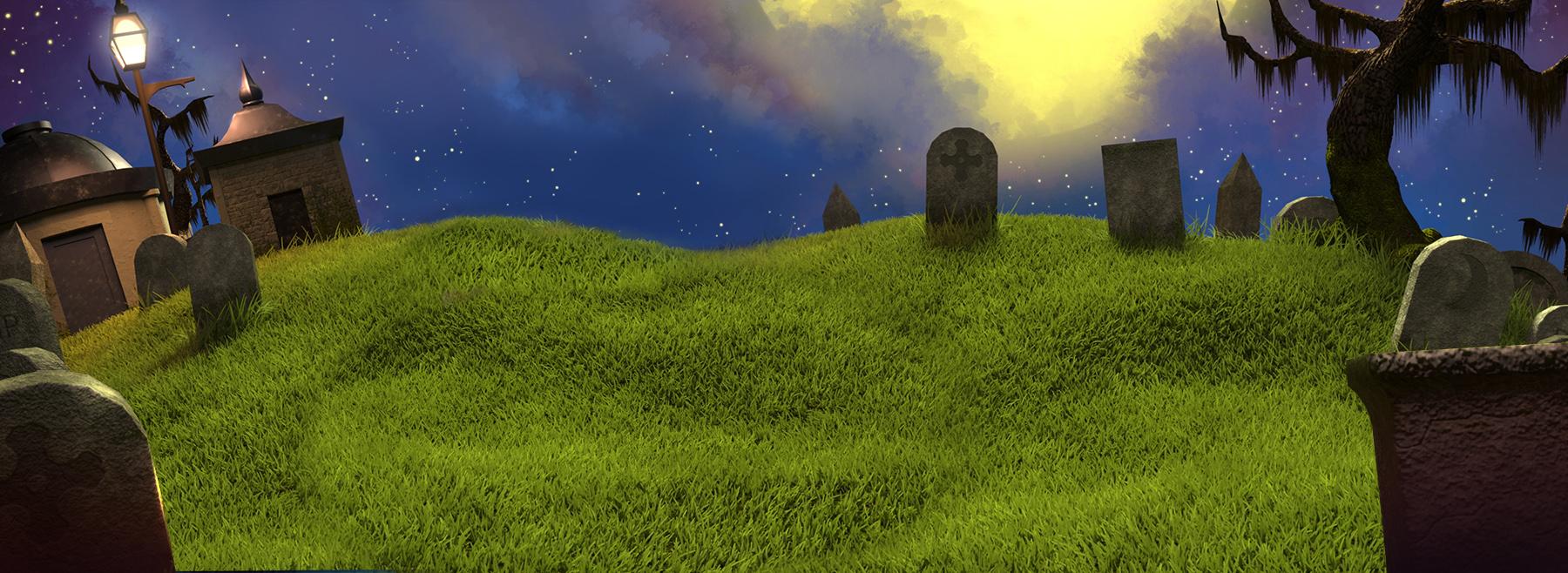Moonly Cemetery - Mondo Condo