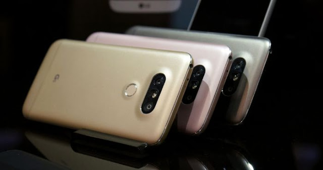 LG G5 smart phone