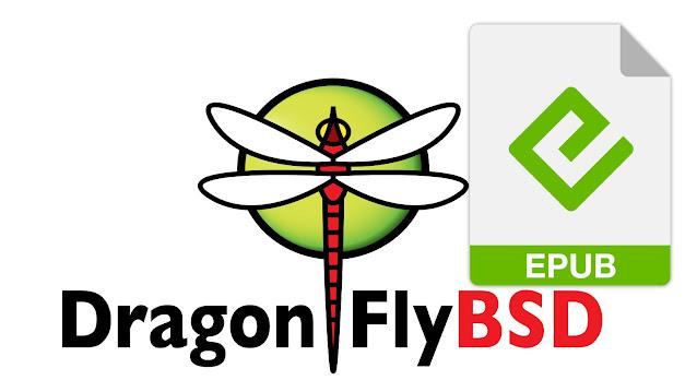 DragonFly documentation in EPUB format