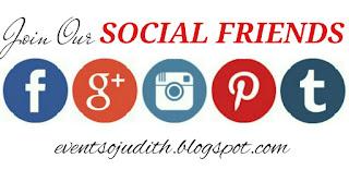 Social Media Buttons, Social Media Logo, Social Media, Follow Us, Eventsojudith.blogspot.com
