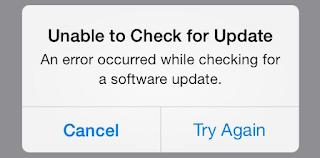 """Cara Mengatasi """"Terjadi Kesalahan Saat Memeriksa Update"""" di Android & iOS"""