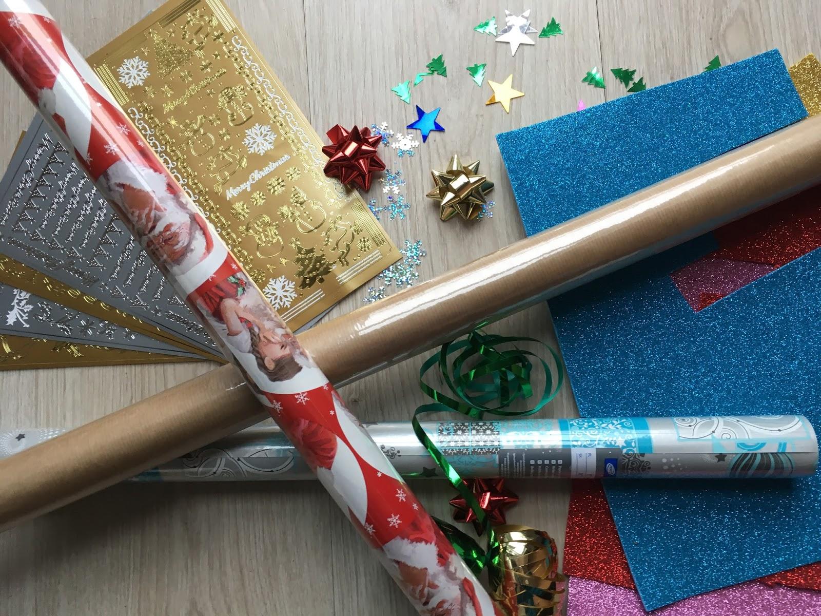 jak zapakować prezenty