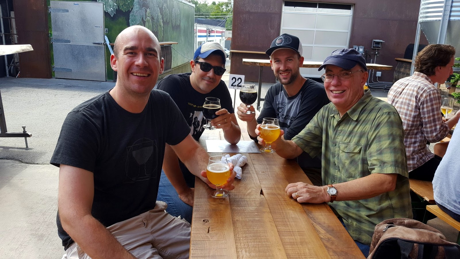 The Mad Fermentationist - Homebrewing Blog: Juicy Sacch