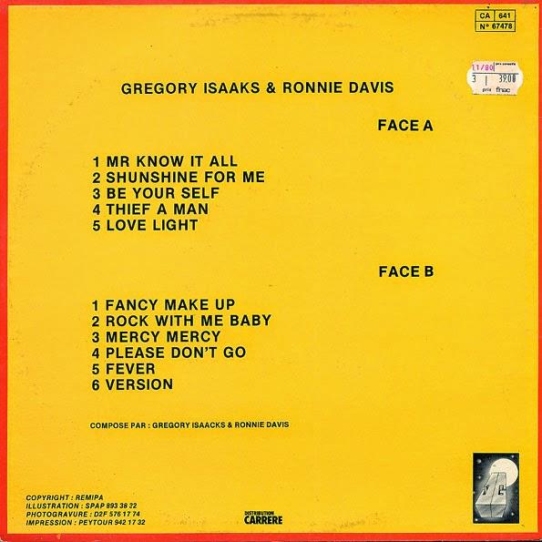 Compartilhandoreggae blogspot com: Gregory Isaacs