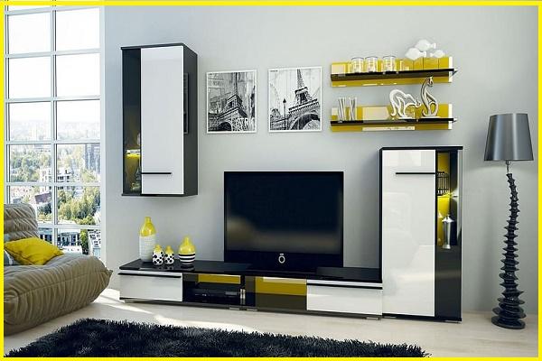 victorian terrace living room tv