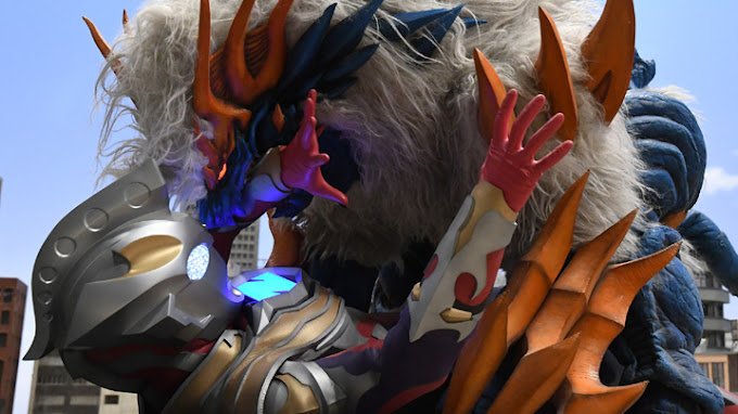 Ultraman Z Episode 16 Subtitle Indonesia