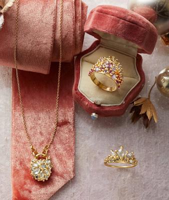 Polly Wales Artisan Jewelry Sundance Catalog