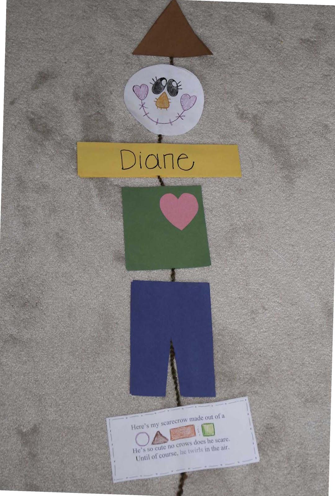 Scarecrow Art Amp Activities Book