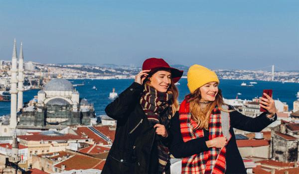 سياحة اسطنبول في الشتاء