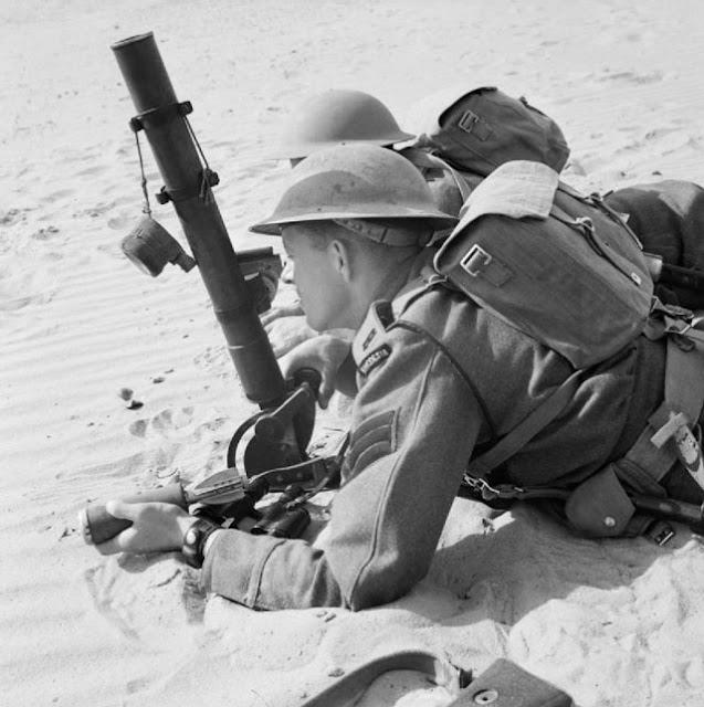 Rhodesian soldiers training 12 May 1942 worldwartwo.filminspector.com