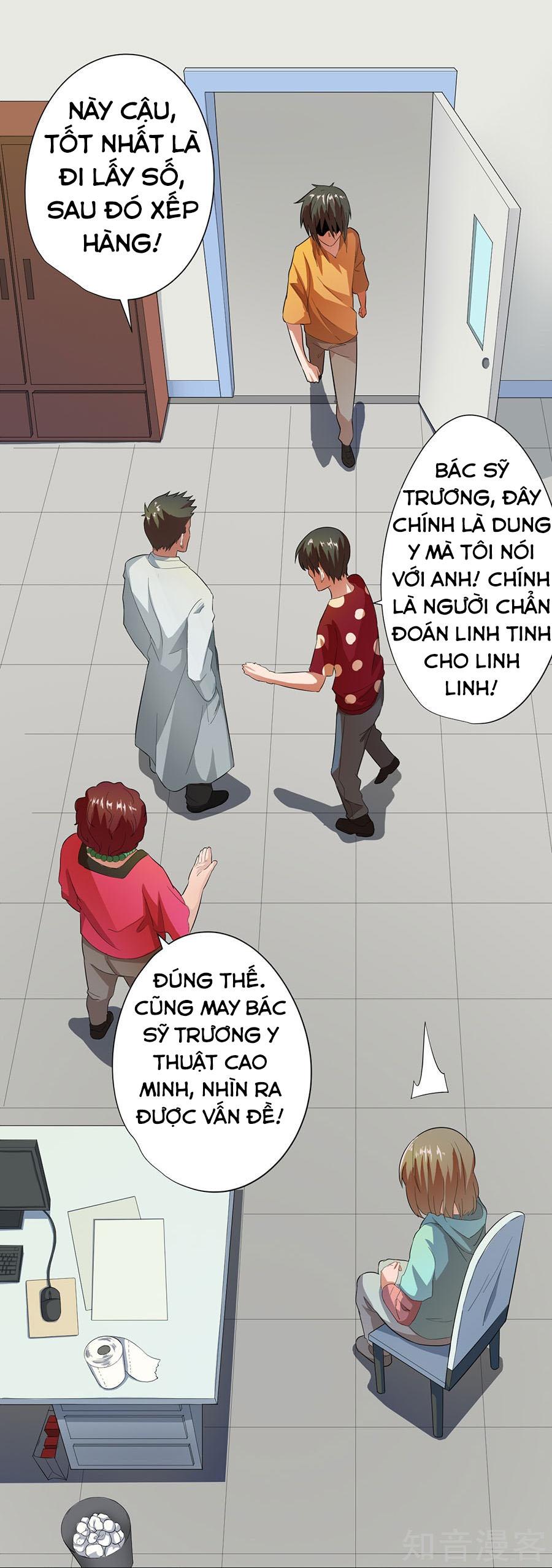 Nghịch Thiên Thần Y Chapter 20 video Upload bởi truyenmh.com