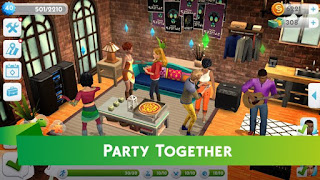 Download Game android Terbaru The Sims New Version 1.0.0.75820 For Android  4
