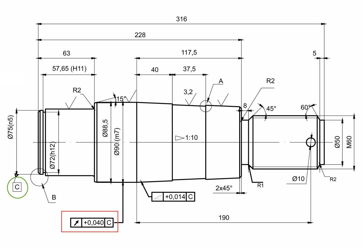 Cadforyou Geometric Tolerances In Product Design