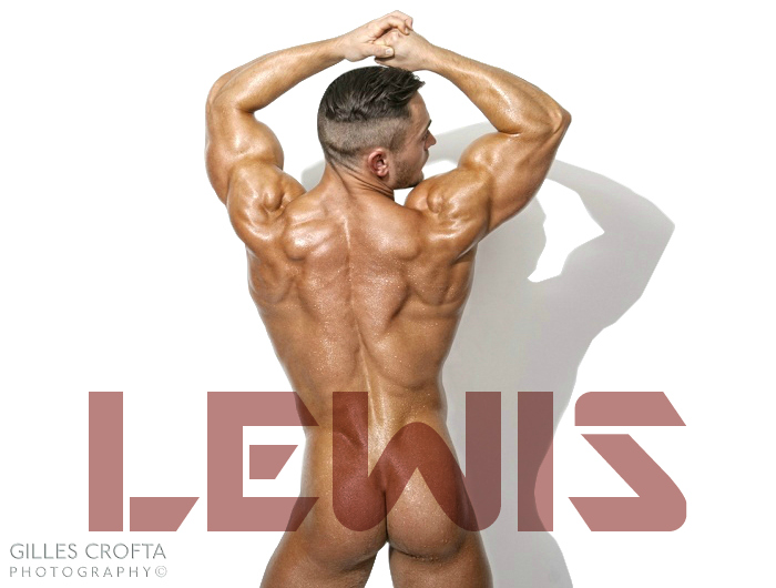 Lewis Buckley • Male Model