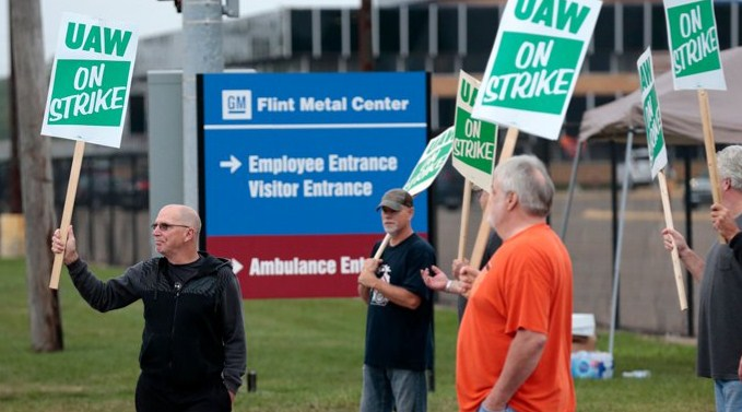 GM strike to dissent slowed down agreement: Autoworkers don't have employments