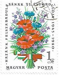 Selo Buquê de flores
