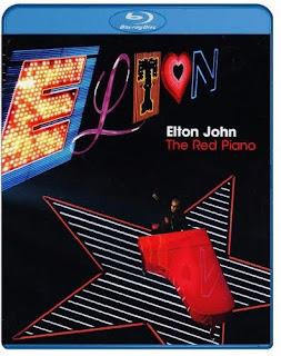 Elton John: The Red Piano [BD25]