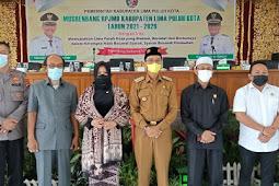 Buka RPJMD Lima Puluh Kota, Safaruddin Undang Rezka Oktoberia dan Tim Ahli
