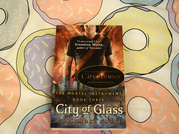 The Mortal Instruments: City of Glass book review