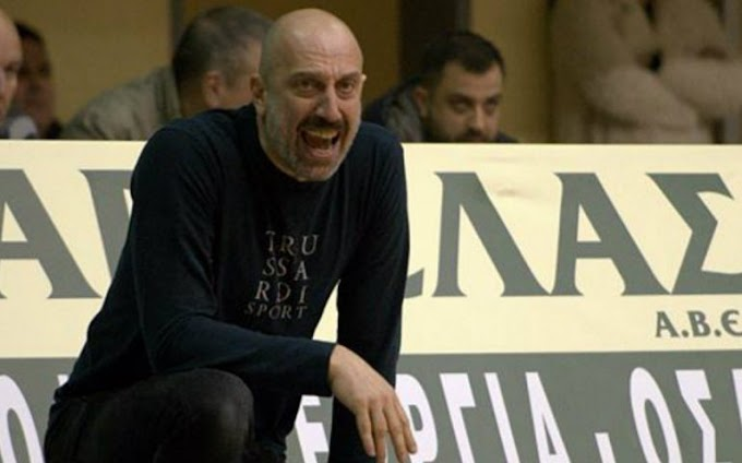 Παπαδόπουλος: «Τα τέσσερα σενάρια για την ολοκλήρωση της Α2 ανδρών»