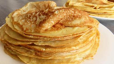 Najbolji Recept za Palačinke🔹Make the Best Thin Pancake