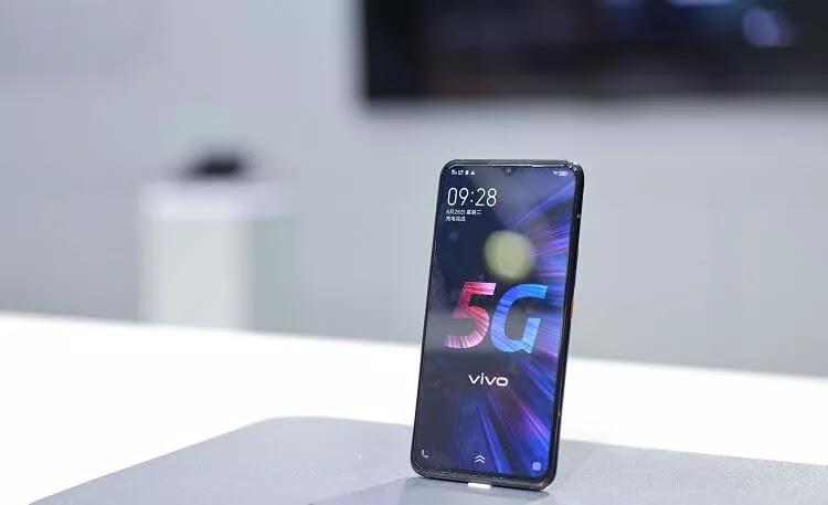 Vivo Intros 5G-ready Innovations, AR Glass and Super FlashCharge 120W