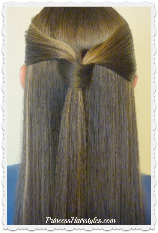 3 Quick and Easy Back To School Hairstyles, Part 1 | Hairstyles For Girls - Princess Hairstyles