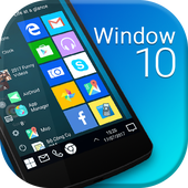 Download Computer Launcher for Win 10 APK v6.3 for Android Latest Version Terbaru 2017