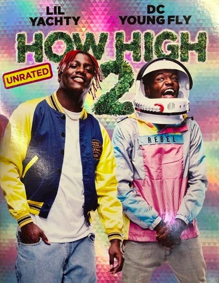 How High 2 [2019] [DVDR] [NTSC] [Latino] [Unrated]
