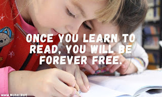 good reading quote for kid