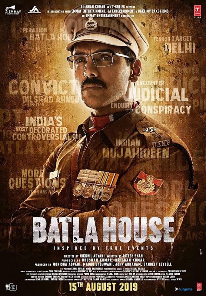 Batla House (2019) Full Movie | Watch Online Movies